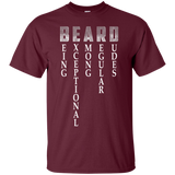 Beard - Exception Among Regular Dudes T-Shirt & Hoodie