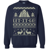 Let It Go Sweater Shirts Ugly Christmas Sweater