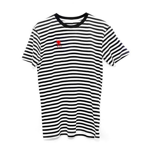 Spider Striped Tee