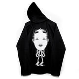Noh Mask Windbreaker