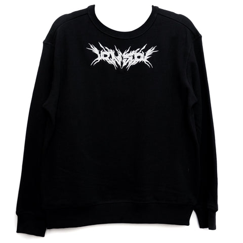 METAL WO' CREW BLACK