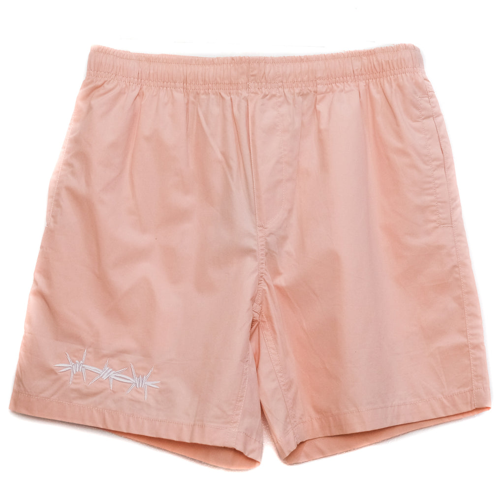 WIRE BEACH SHORTS PINK