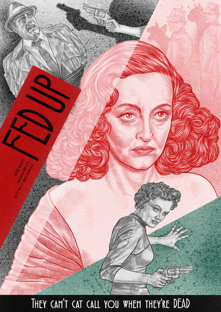 """FED UP"" BY EDDY LOU"