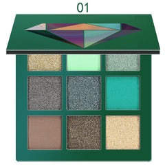 Glitter Eye Shadow Waterproof Makeup