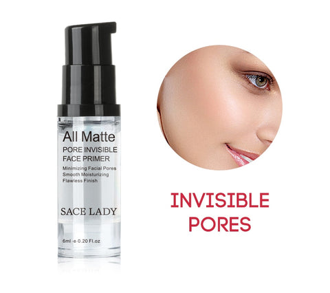 Makeup Face Primer Pore Minimizing Liquid Matte