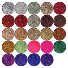 Diamond Glitter Eyeshadow 24 Colors