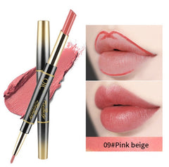 Matte Waterproof Long Lasting Double Ended Lipsticks