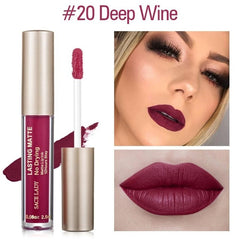 23 Color Liquid Moisturizing Waterproof Long Lasting Lipstick