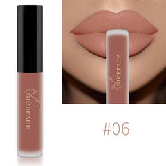 26 Colors Matte Liquid Waterproof Lipstick - Free + Shipping