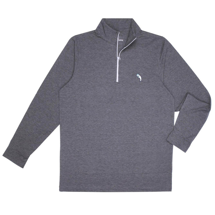 The City Slate Performance Quarter Zip