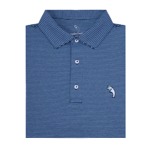 The Bluebonnet Performance Polo