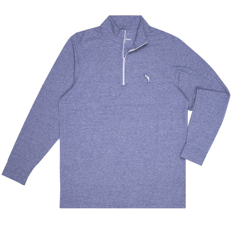 The Midnight Train Performance Quarter Zip