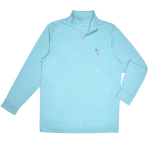 The Mint Performance Quarter Zip
