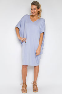 Original Miracle Dress in Lilac (bamboo)