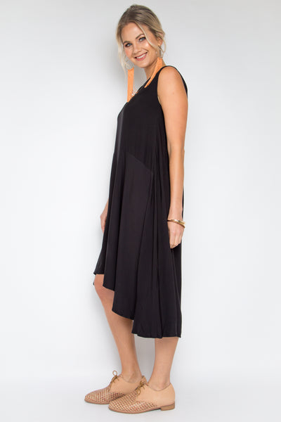 Enchant Dress in Black