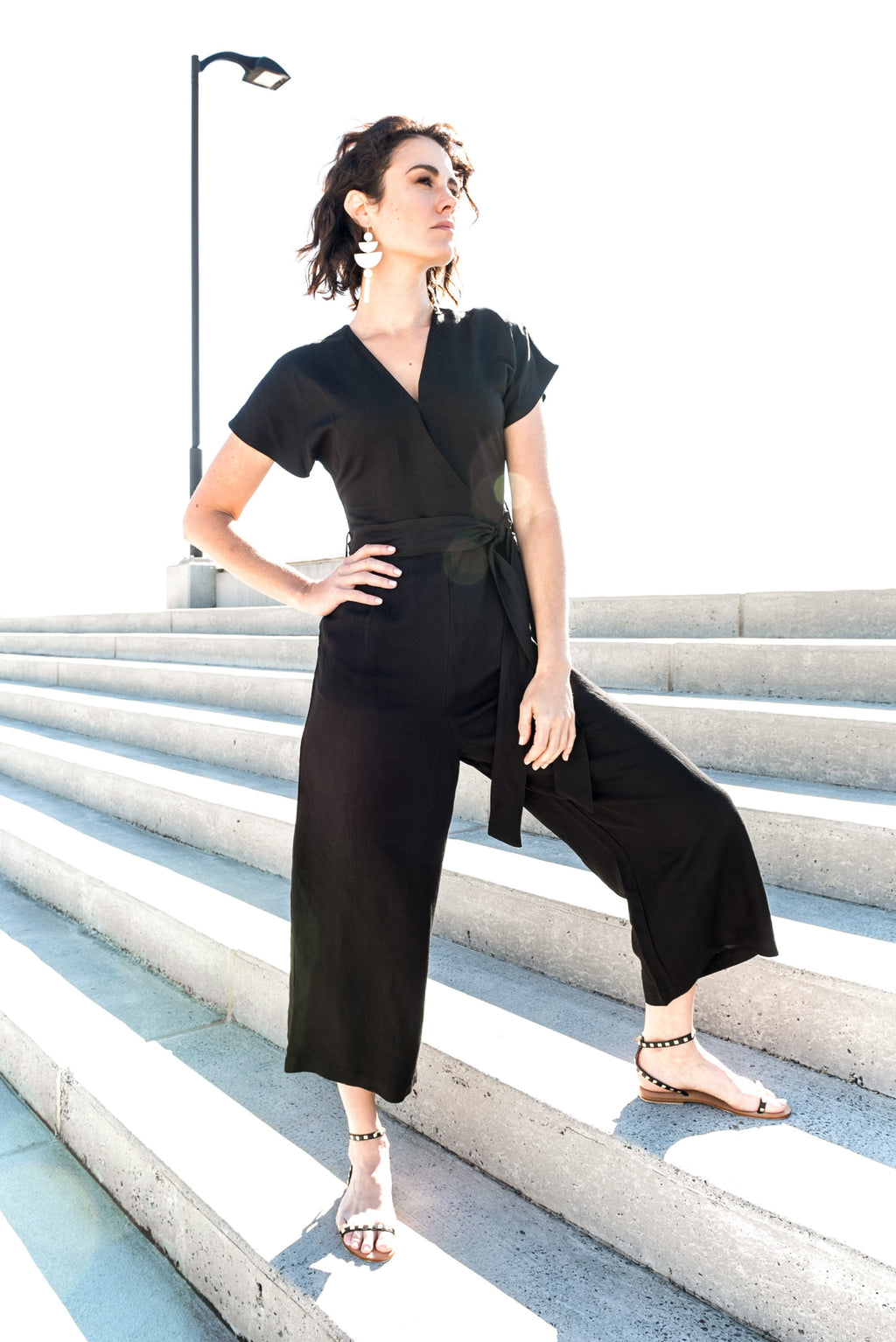 Bawu Jumpsuit in Black