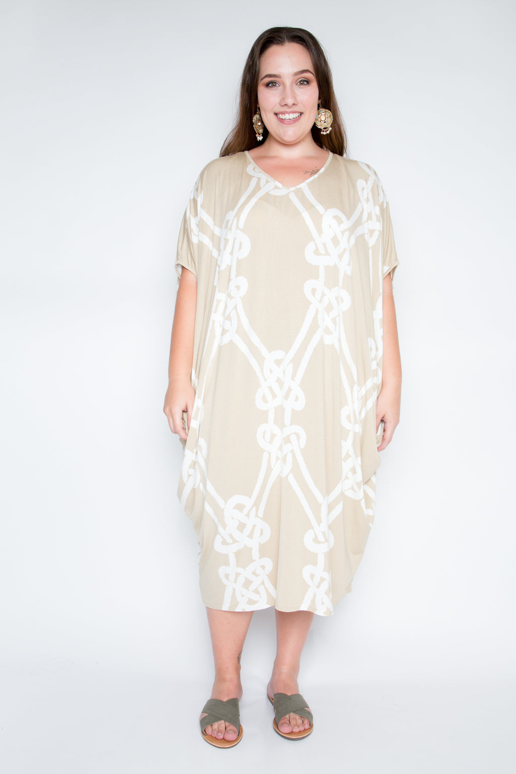 Curve Original Miracle Dress in Syndeo