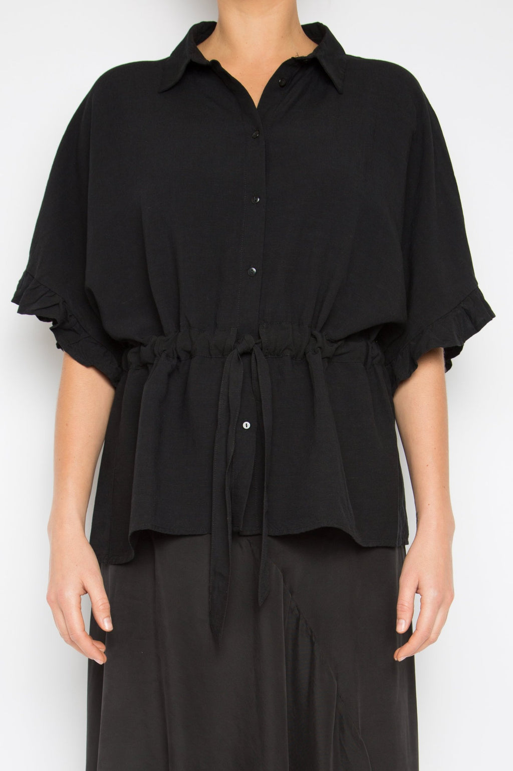 Koudi Top in Black