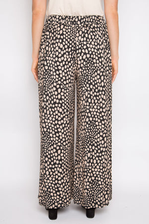 Wide Leg Pant in Spiced Latte