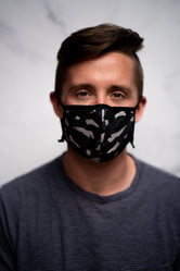 Reusable Antibacterial Cotton Mask