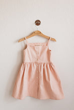 The Heather Dress in Ballet Pink