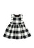 Harper Pinafore in Buffalo Plaid