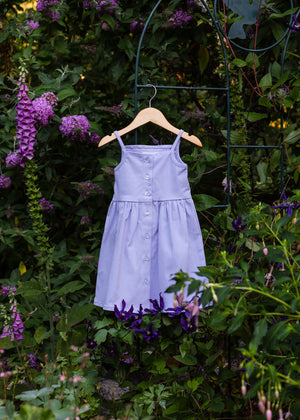 The Heather Dress in Lavender