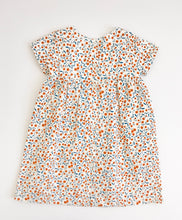 The Dolly Dress in Poppy Print
