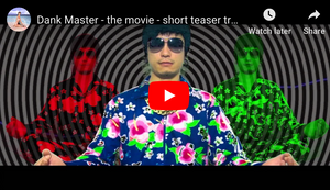 [video] Dank Master the movie - Stoner Action Comedy Feature Film pre-production Funny AF 2019 2020