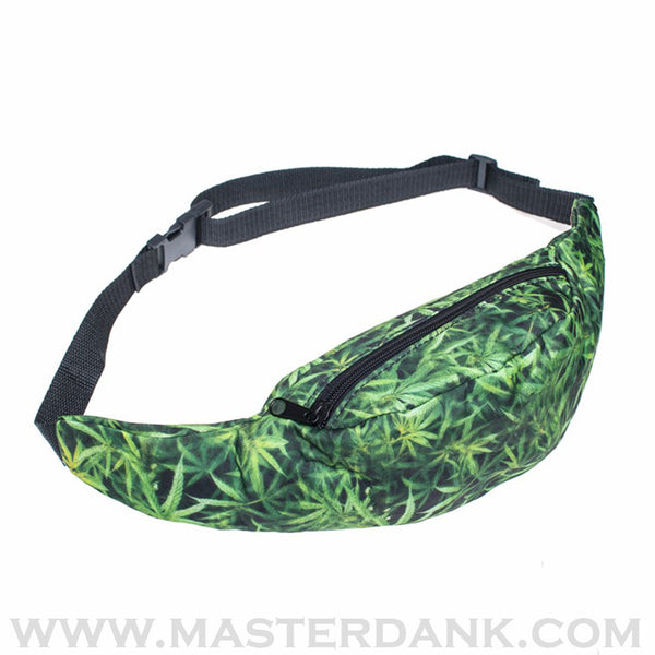 Dank Master 420 Apparel weed clothing, marijuana fashion, cannabis shoes, and hats for stoner men and women fanny packs