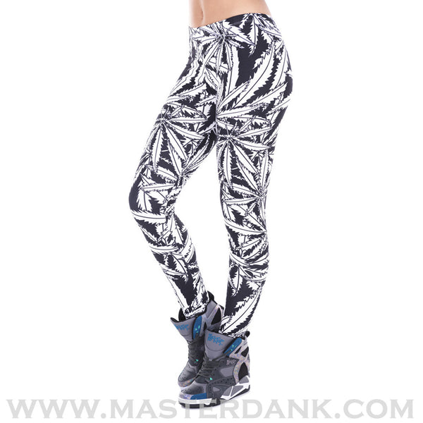 Dank Master Apparel weed clothing, marijuana fashion, cannabis shoes, and hats for stoner men and women leggings 420