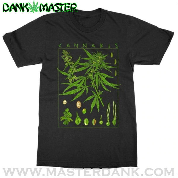 Dank Master cannabis plant tshirt 420 Apparel weed clothing, marijuana fashion, cannabis shoes, hoodies, pot leaf shirts and hats for stoner men and women.