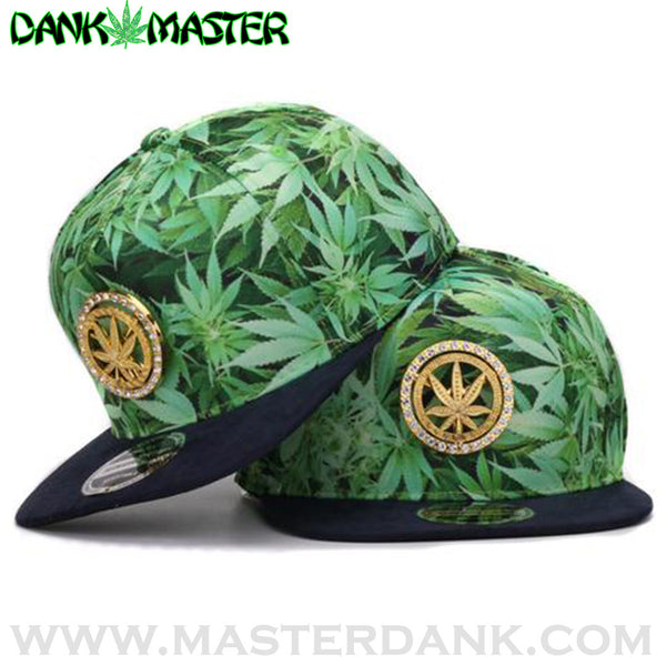 Dank Master 420 Apparel weed clothing, marijuana fashion, cannabis shoes, hoodies, pot leaf shirts and hats for stoner men and women hat snapback