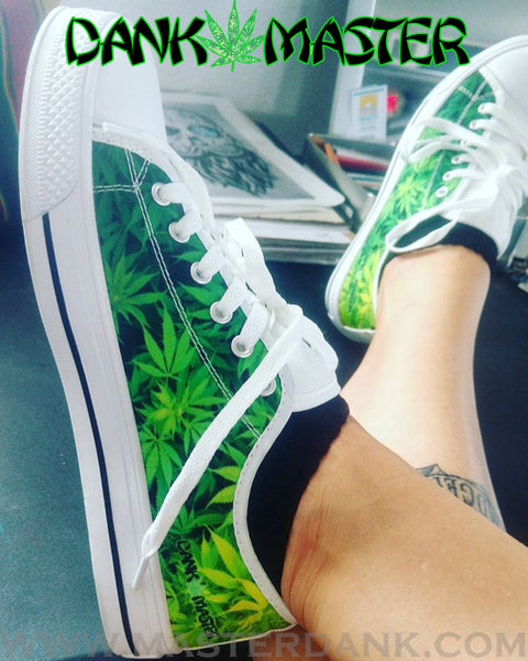 9 of the BEST Weed Shoe Designs for Cannabis Lovers – Dank Master