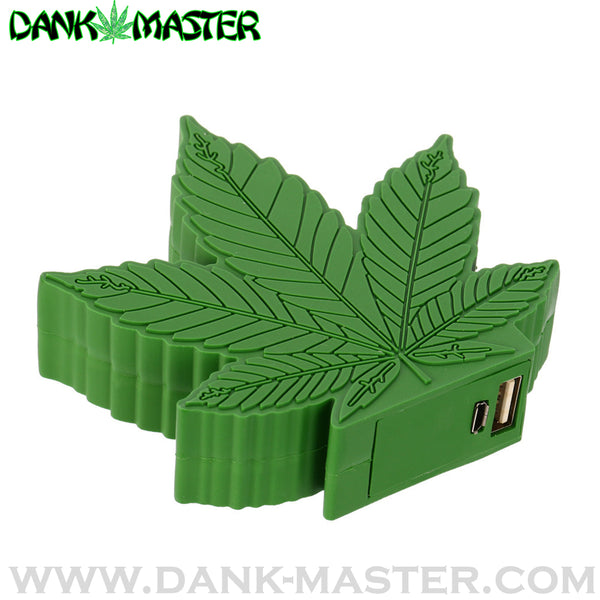 dank master weed power bank battery phone charger