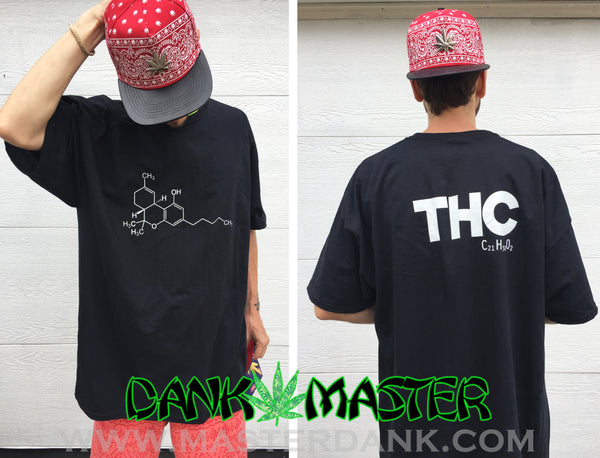 Dank Master 420 Apparel weed clothing, marijuana fashion, cannabis shoes, hoodies, pot leaf shirts and hats for stoner men and women THC