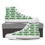Dank Master Signature High Top Canvas Shoes - Dank Master