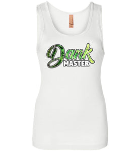 Dank Master Women's Tank Top [2 colors] - Dank Master