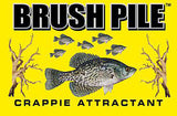 Brush Pile Crappie Attractant