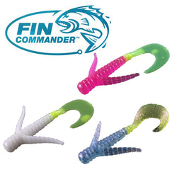 Fin Commander Curly Critter