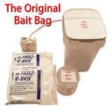 The Bait Bag - Live Bait Maintenance System