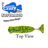 Thump Tail Shad - 20 per pack