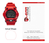 KlearKare Invisible Screen Shield Protector for Casio G-Shock Face Bezel - Lifetime Warranty - KlearKare
