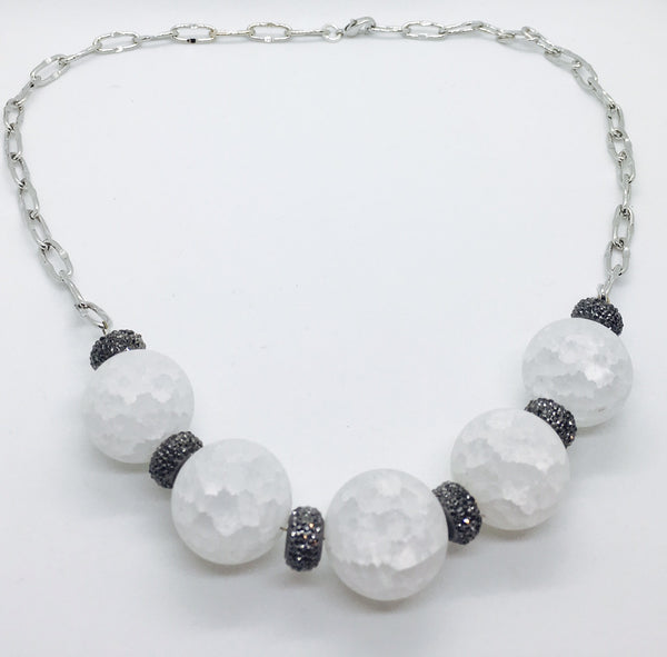 ice necklace