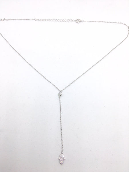 DAINTY TIE NECKLACE