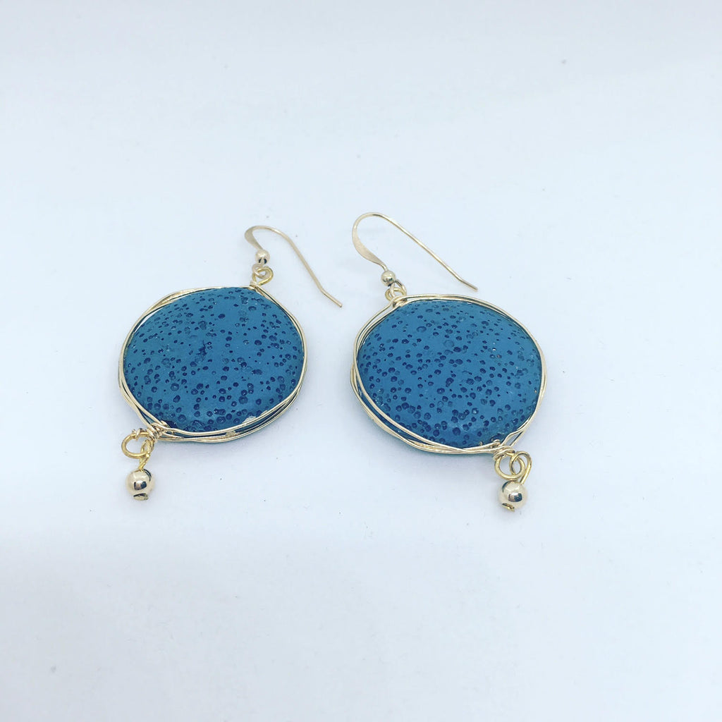 Laba earrings