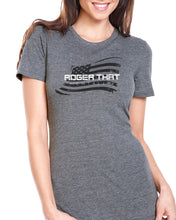 Next Level Apparel 6710 Women's Tri-Blend Crew T-Shirt: Heather Grey