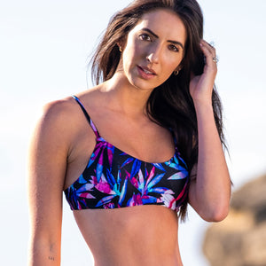 Birds of Paradise - Umtiza Bikini Top