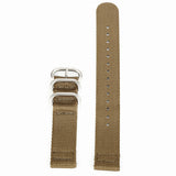 Quick-Change Ballistic Nylon Band (Khaki)