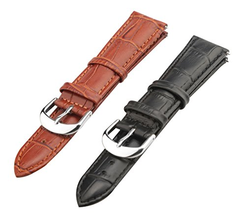 Top Grain Leather Watch Band, Quick Release Watch Bands